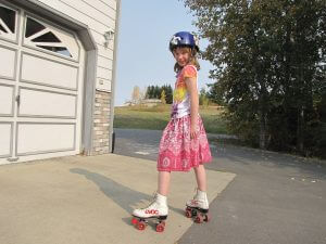 how to teach your child how to skate